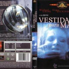 Cine: VESTIDA PARA MATAR (DESCATALOGADA). Lote 44436244