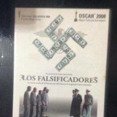 Cine: DVD - LOS FALSIFICADORES. Lote 44438567