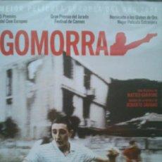 Cine: GOMORRA - MEJOR PELICULA EUROPEA 2008 DVD CINE PRECINTADO. Lote 44462152