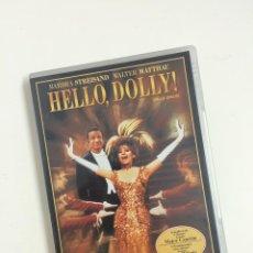 Cine: DVD HELLO DOLLY (BARBARA STREISAND, WALTER MATTHAU). Lote 44802600