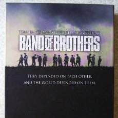 Cine: BAND OF BROTHERS....6 DVD´S...EX+. Lote 44806461