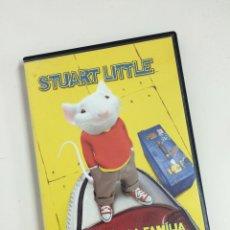 Cine: DVD STUART LITTLE UN RATOLÍ A LA FAMILIA (CATALÀ). Lote 44809764