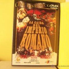 Cine: LA CAIDA DEL IMPERIO ROMANO- DVD. Lote 44893415