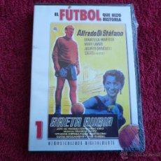Cine: SAETA RUBIA - ALFREDO DI STEFANO - PRECINTADA. Lote 44922213
