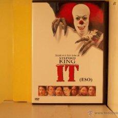 Cine: IT - STEPHEN KING - DVD. Lote 97073351