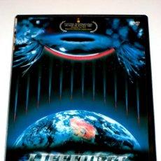 Cine: LIFEFORCE: FUERZA VITAL - TOBE HOOPER STEVE RAILSBACK PETER FIRTH MATHILDA MAY DVD DESCATALOGADO. Lote 44940914