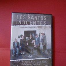 Cine: DVD: LOS SANTOS INOCENTES (CAMUS, DELIBES, LANDA, RABAL) SUEVIA FILMS ¡ORIGINAL!. Lote 44983382