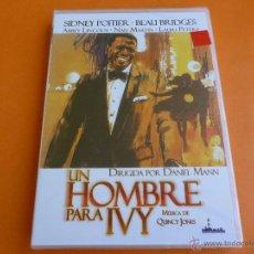 Cine: UN HOMBRE PARA IVY - PRECINTADA. Lote 45005433