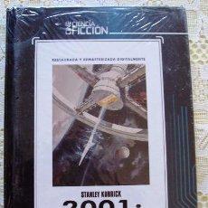 Cinema: DVD 2001 UNA ODISEA DEL ESPACIO CON LIBRETO, OBRA MAESTRA DEL CINE. Lote 45078564