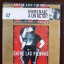Cine: DVD ENTRE LAS PIERNAS CON JAVIER BARDEM Y VICTORIA ABRIL. Lote 45078821