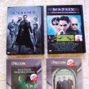 Cine: DVD MATRIX LOTE 4 DVDS. Lote 45079223