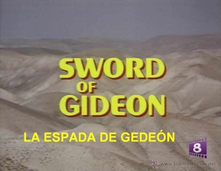 Cine: La espada de Gedeón - Foto 2 - 97786215