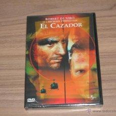 Cine: EL CAZADOR DVD DE MICHAEL CIMINO ROBERT DE NIRO NUEVA PRECINTADA. Lote 144205764