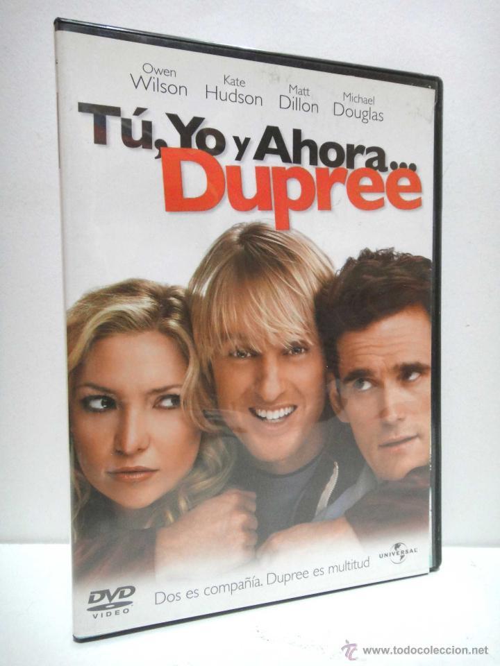 TU YO AHORA DUPREE PELICULA DVD BUEN ESTADO (Cine - Películas - DVD)
