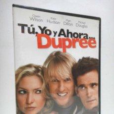 Cine: TU YO AHORA DUPREE PELICULA DVD BUEN ESTADO. Lote 45230346