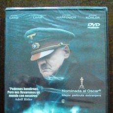 Cine: DVD EL HUNDIMIENTO 2004 155MINUT OBRA MAESTRA DE OLIVER HIRSCHBIEGEL. Lote 45258869