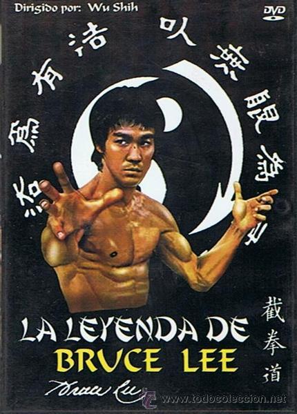 Dvd La Leyenda De Bruce Lee Buy Dvd Movies At Todocoleccion 45294670