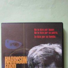Cine: JUEGO DE PATRIOTAS. HARRISON FORD. Lote 45369355