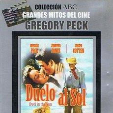 Cine: DVD DUELO AL SOL GREGORY PECK . Lote 45463666