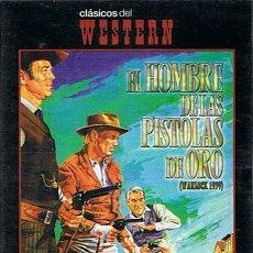 Cine: DVD EL HOMBRE DE LAS PISTOLAS DE ORO HENRY FONDA / ANTHONY QUINN . Lote 45468495