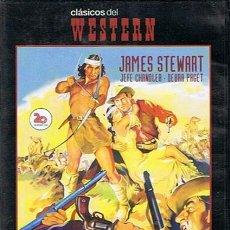 Cine: DVD FLECHA ROTA JAMES STEWART . Lote 45472622