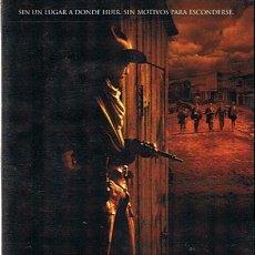 Cine: DVD OPEN RANGE ROBERT DUVALL / KEVIN COSTNER. Lote 45473272