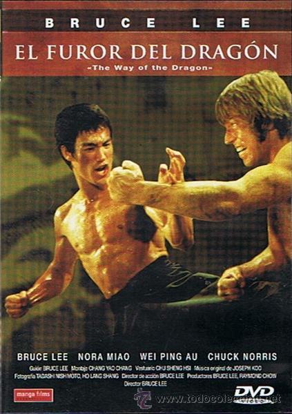 Películas de Bruce Lee [1080p] [Latino-Ingles] [MEGA]