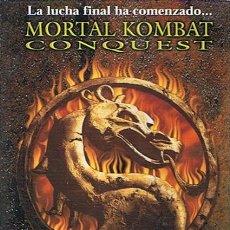 Cine: DVD MORTAL KOMBAT CONQUEST. Lote 45490509