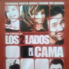 Cine: LOS 2 LADOS DE LA CAMA ** ERNESTO ALTERIO,VERÓNICA SÁNCHEZ, LUCIA JIMÉNEZ ** CINE ESPAÑOL. Lote 45501251