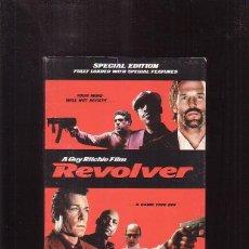 Cine: DVD - A GUY RITCHIE FILM REVOLVER - EDICION EN INGLES. Lote 45541686