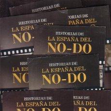 Cine: DVD COLECCION LA RAZON LA, ESPAÑA DEL NODO - LOTE 14 DVD. Lote 45544527