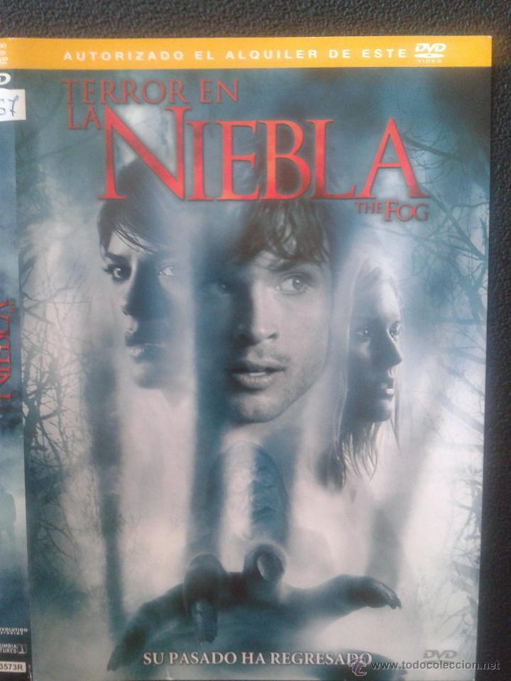 DVD - TERROR EN LA NIEBLA **THE FOG ** SELMA BLAIR, TOM WELLING ***DESCATALOGADA ******** (Cine - Películas - DVD)