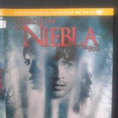 Cine: DVD - TERROR EN LA NIEBLA **THE FOG ** SELMA BLAIR, TOM WELLING ***DESCATALOGADA ********. Lote 45553282