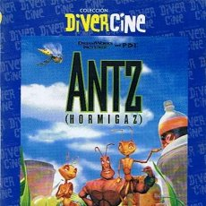 Cine: DVD ANTZ ( HORMIGAZ) . Lote 45591675