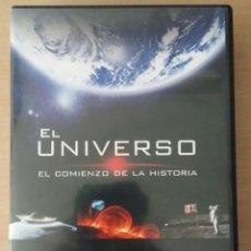 Cine: SERIE COMPLETA EL UNIVERSO FORMADA POR 10 DVDS. Lote 45592052
