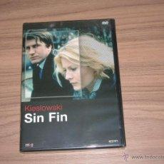 Cine: SIN FIN DVD KIESLOWSKI NUEVA PRECINTADA. Lote 136484968