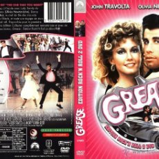 Cine: DVD GREASE. Lote 45683974
