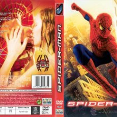 Cine: DVD SPIDERMAN - SAM RAIMI. Lote 45765975