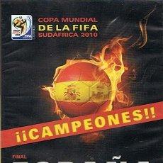 Cine: DVD ¡¡CAMPEONES!! ESPAÑA VS HOLANDA . Lote 45790678