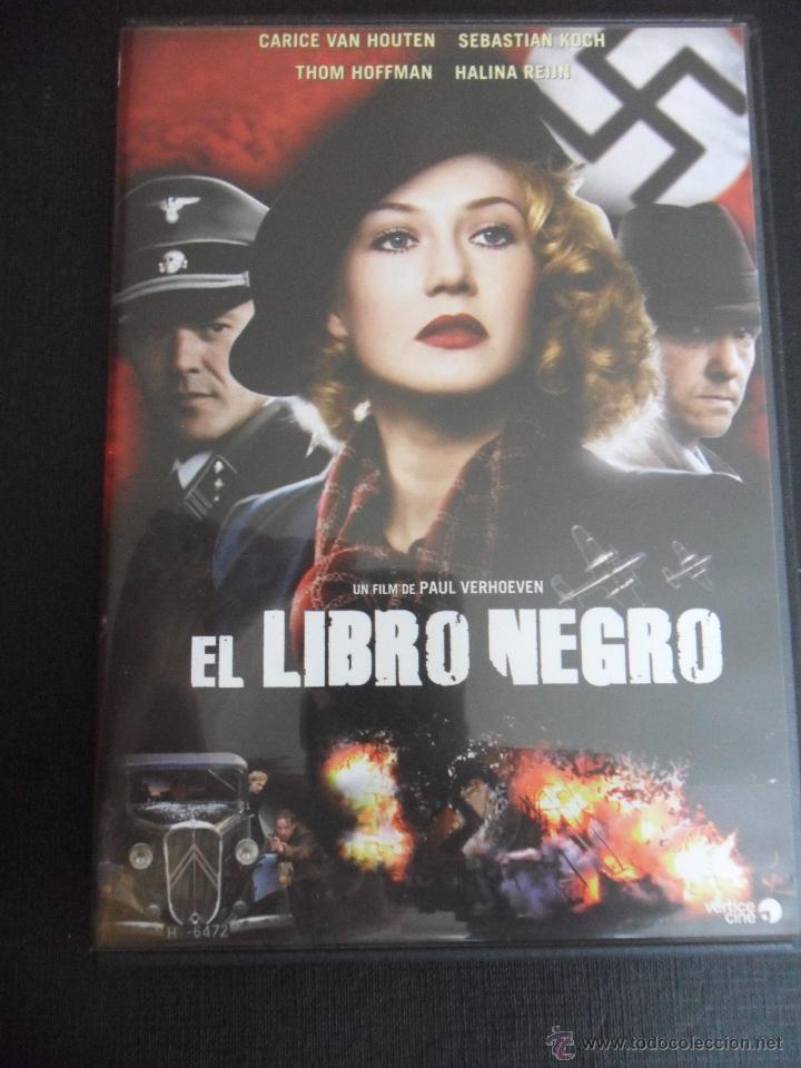 el libro negro. dvd de la pelicula de paul verh - Comprar Películas ...