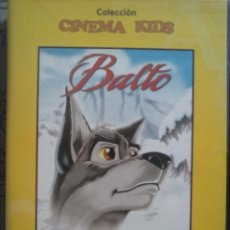 Cine: PELICULA DVD DE BALTO. Lote 45812661