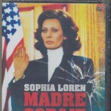 Cine: MADRE CORAJE DVD: SU HIJO ESTÁ ENGANCHADO EN LA DROGA ..Y ELLA PELEARÁ CONTRA LAS MAFIAS. PRECINTADO. Lote 45819687