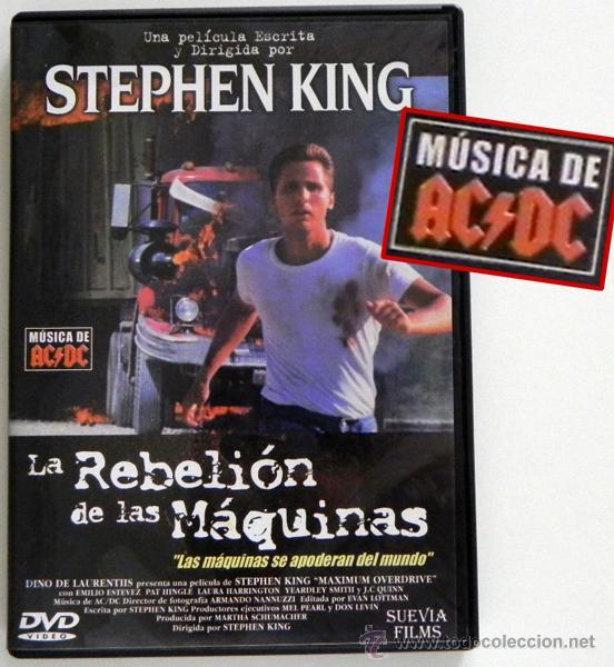 peliculas stephen king