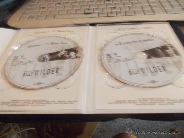 EL MAYOR Y LA MENOR Y 5 TUMBAS AL CAIRO. DISCO EDICION FRANCESA. VOSF Y DOBLAJE FRANCES. (Cine - Películas - DVD)