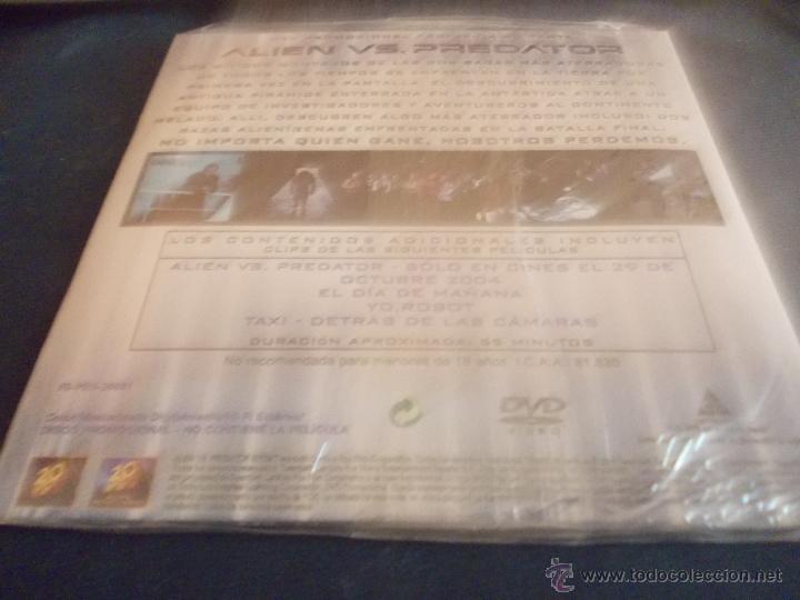Cine: el mayor y la menor y 5 tumbas al cairo. disco edicion francesa. vosf y doblaje frances. - Foto 3 - 45872695