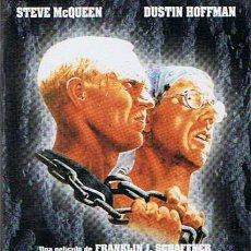 Cine: DVD PAPILLON STEVE MCQUEEN / DUSTIN HOFFMAN . Lote 45934348