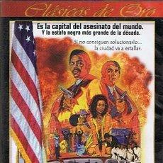 Cine: DVD DETROIT 9000 HARI RHODES / ALEX ROCCO. Lote 45934472