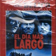 Cine: DVD EL DÍA MÁS LARGO JOHN WAYNE / HENRY FONDA ( PRECINTADO). Lote 45934709