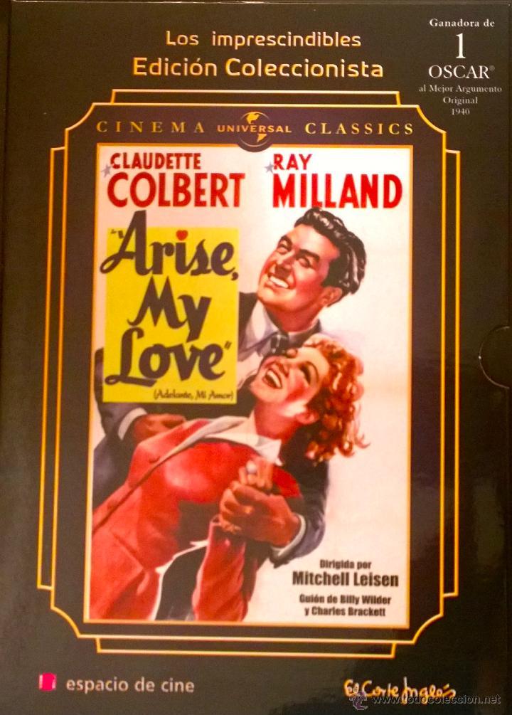 ARISE MY LOVE-UN FILM DE MITCHELL LESISEN- FILM PROHIBIDO POR FRANCO, NUNCA ESTRENADO EN ESPAÑA. (Cine - Películas - DVD)