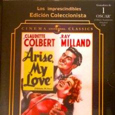 Cine: ARISE MY LOVE-UN FILM DE MITCHELL LESISEN- FILM PROHIBIDO POR FRANCO, NUNCA ESTRENADO EN ESPAÑA.. Lote 46013341